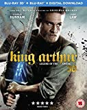 King Arthur: Legend of the Sword [Blu-ray 3D + Digital Download] [2017] [Region Free]