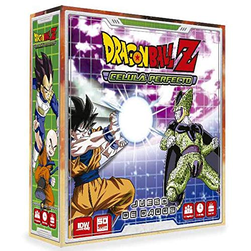 SD GAMES- Dragon Ball Z - Célula, Color (SDGDRABAL00)