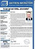Aktien Monitor 6 2018 Fresenius Nestle Zeitschrift Magazin Einzelheft Heft Börsenbrief