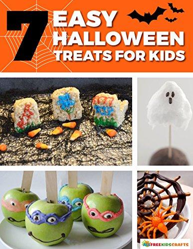 7 Easy Halloween Treats for Kids (English - Kinder Für Halloween Make-ideen