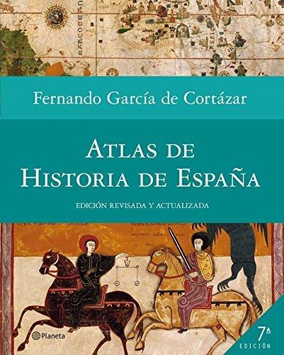 Atlas de Historia de España por Fernando García de Cortázar