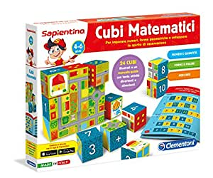 Sapientino 11961 - Cubi Matematici