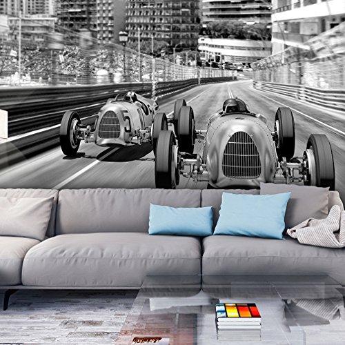 decomonkey | Fototapete Auto 300x210 cm XXL | Tapete | Wandbild | Riesen Wandbild | Bild | Fototapeten | Tapeten | Wandtapete | Wanddeko |Wanddekoration | FOB0207a62XL