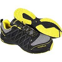 Goodyear Travail sans Métal Formateur en Sécurité avec Toe Composite Cap, Chaussures de sécurité Men;Women