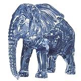 Jeruel 59142 - Crystal Puzzle - Elefant