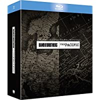 Band of Brothers + The Pacific - Blu-ray - HBO