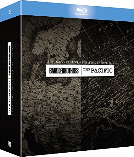 Band of Brothers + The Pacific [Francia] [Blu-ray]