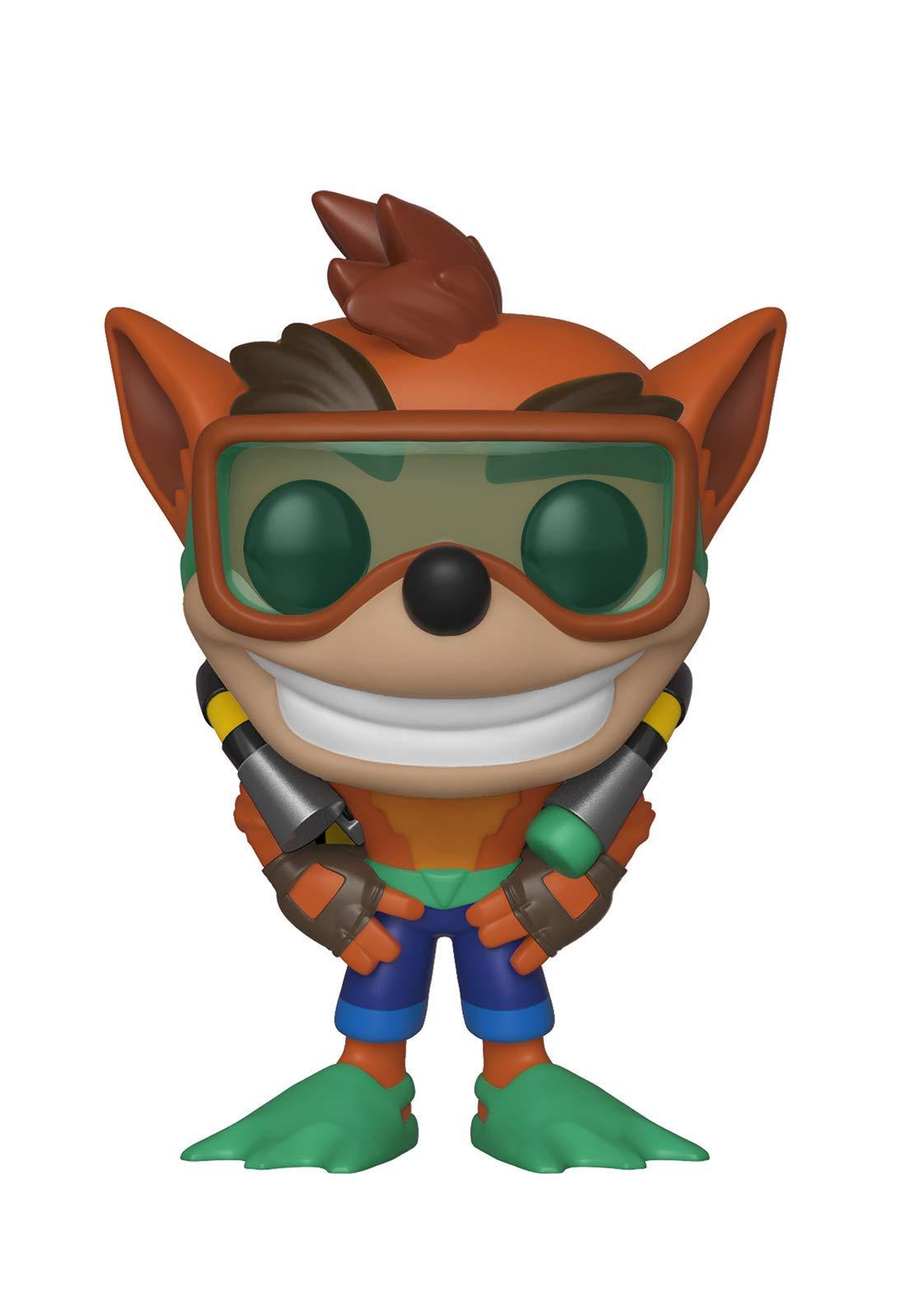 Funko Pop Crash buceador (Crash Bandicoot 421) Funko Pop Crash Bandicoot