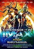 THOR RAGNAROK – Imax – U.S Movie Wall Poster Print – 30CM X 43CM Brand New
