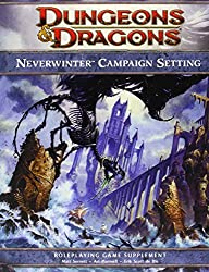 Neverwinter Campaign Setting: A 4th Edition Dungeons & Dragons Supplement (4th Edition D&d) by Matt Sernett (2011-08-16)