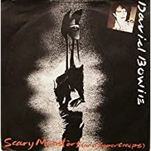 """Scary Monsters (And Super Creeps) - David Bowie 7"""" 45"""
