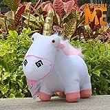 """Gru, mi villano favorito, 23 cm, diseño de unicornio de peluche, diseño de muñeca de juguete"