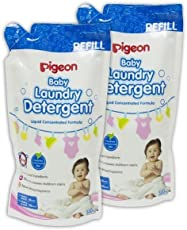Pigeon Laundry Detergent Refill, 500ml (Pack of 2)