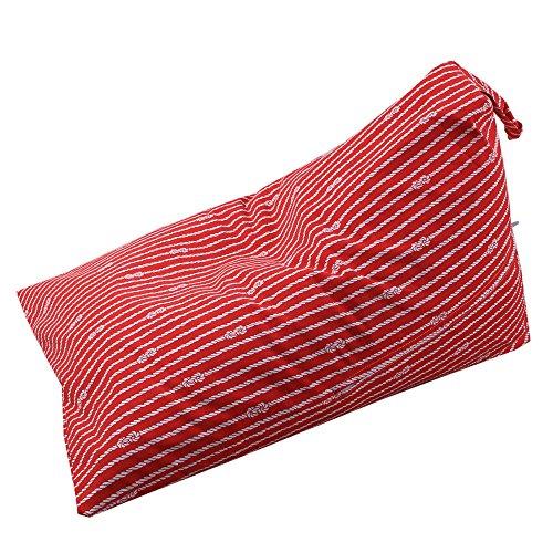 Hohe Qualität weichen mehrfarbigen Kinder Plüsch Tier Plüsch Spielzeug Speicher Sitzsack weiche Tasche gestreiften Stoff Stuhl -