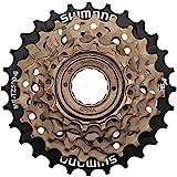 Shimano Tourney/TY MF-TZ500 6-speed multiple freewheel, 14-28 tooth