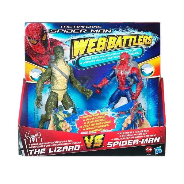 Marvel Spiderman - Pack 2 Lanza Aguas Spiderman (Hasbro) 98587186 1