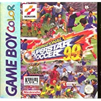 International superstar soccer 99 - Game Boy Color -