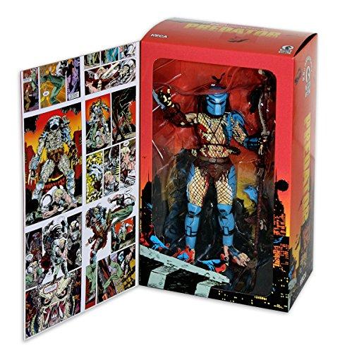 """Figura de Acción de 8"""" - Predator /Depredador """"Dark Horse Comic Book/Caballo Negro"""" 3"""
