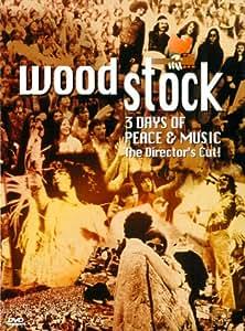 Woodstock [DVD] [1970] [Region 1] [US Import] [NTSC]