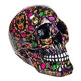 Nemesis Now Viva! Skull Figurine 19cm (Multicoloured)