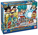 Dragon Ball Heroes 9 pocket binder set ~ Fierce Fighting ~