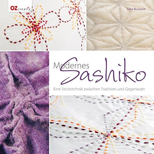 Modernes Sashiko: Eine Sticktechnik zwischen Tradition und Gegenwart