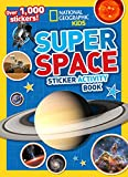 Best Books 5 Year Old Boys - Super Space Sticker Activity Book (National Geographic Kids) Review