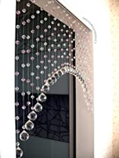 Discount4product Attractive and Very beautiful Curtain Or Door or Window Separator to glam up your Home