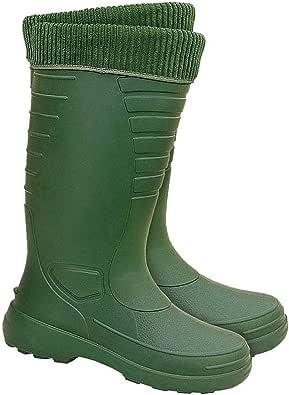 Lemigo Blgrenlander_Z43 Chaussures de travail Vert Pointure 43