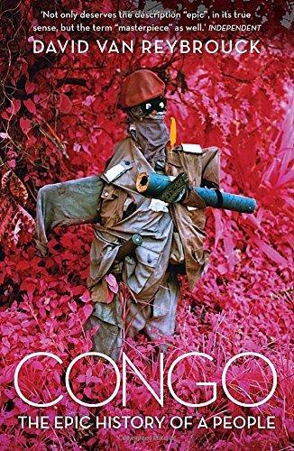 Congo by David van Reybrouck (26-Feb-2015) Paperback