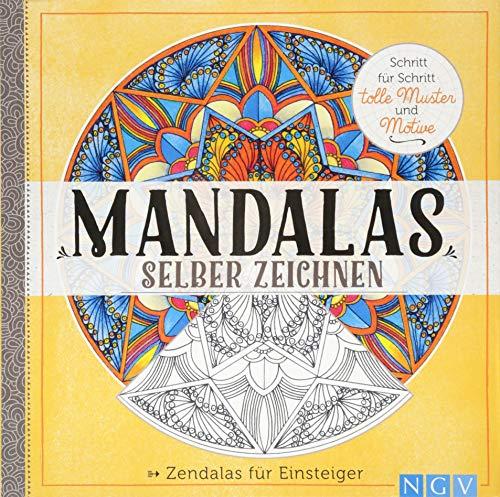 Mandalas selber zeichnen: Zendalas für Einsteiger