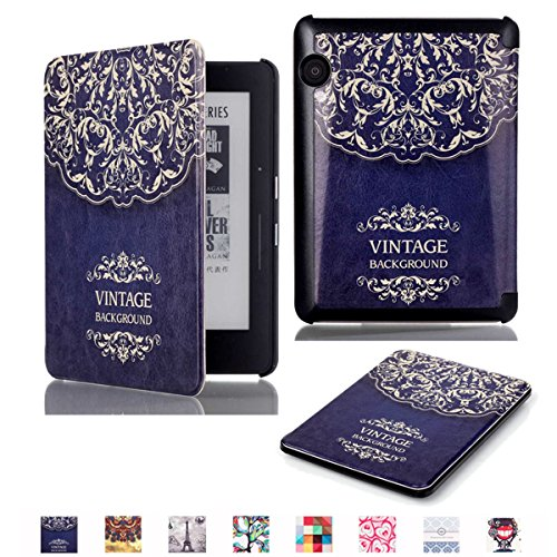 fukalu-leather-case-for-kindle-voyage-cover-case-compatible-with-all-generations-of-kindle-voyage-bl