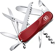 Victorinox Wenger couteau rouge junior 03, 2.3913.sKEB1