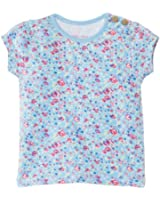 Kite Kids Baby Girls Bg155 Ditsy Floral Short Sleeve T-Shirt