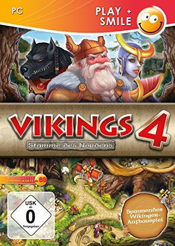 Vikings 4: Stämme des Nordens (Erwachsene Pc-spiele Für Windows 8)