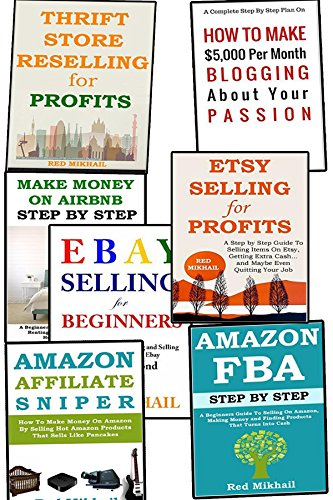 HOME BASED BUSINESS BUNDLE 7 in 1 - Ultimate Package (English Edition) (Small Business Bundle)