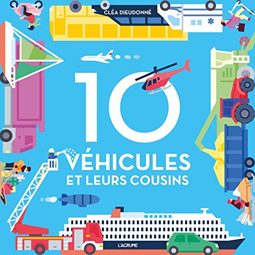 10 véhicules et leurs cousins