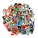 Baybuy 7 Series Stickers 100pcs/pack Variety Vinyl Car Sticker Motorcycle Bicycle Luggage Decal Graffiti Patches Skateboard Stickers for Laptop Stickers (series C)