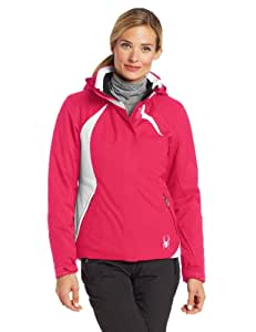 Spyder Women's Amp Ski Jacket - Pink, UK10, US8