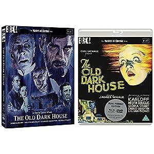 Old Dark House The (Masters Of Cinema) Dual Format (2 Blu-Ray) [Edizione: Regno Unito]