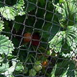 Anti Bird Netting for Garden Fruit Crop Protection - Lots Of Sizes Available (4m x 5m)