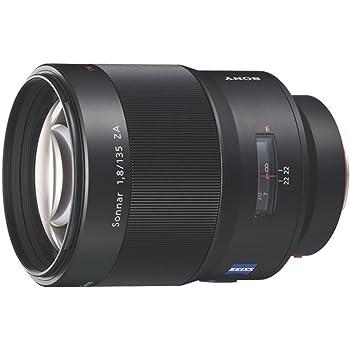 Sony SAL135F18Z - Objetivo para Sony (distancia focal fija 135mm, apertura f/1.8-22) negro