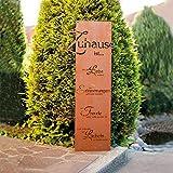 Home Deluxe Gartenschild | Sweet Home | Edelrost