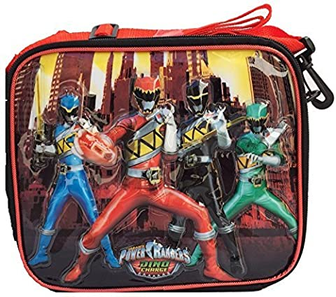 1 X Power Rangers Dino Charge Lunch Bag by E-ONE