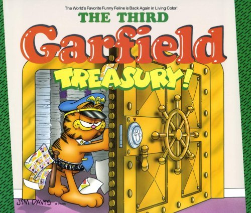Third Garfield Treasury by Jim Davis (October 12,1985)