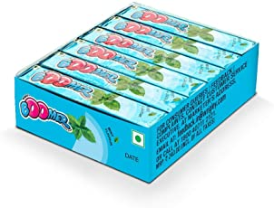 Wrigley Boomer Multipack, Fresh Mint (24 Pieces)