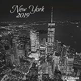 2019 New York Calendar - Photography Calendar - 30 x 30 cm