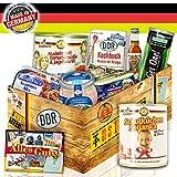 Leckere DDR Geschenkbox - DDR Ostpakete - Ossi Paket für Männer