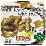 Zanae Stuffed Vine Leaves 280 g (Pack of 6)