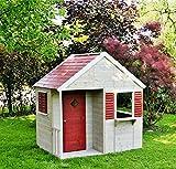 """Holz Kinder Spielhaus """"Villa"""" Holzhaus Gartenhaus Haus Kinderhaus"""
